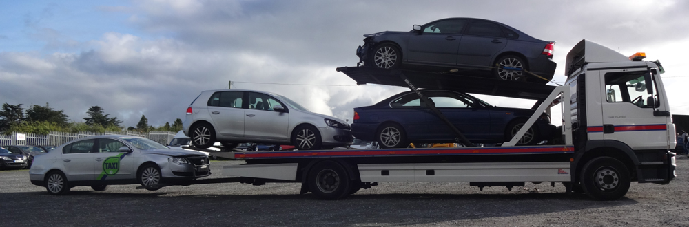 Vehicle Recovery and Storage